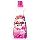 Robijn klein & krachtig vloeibaar wasmiddel pink sensation voorkant