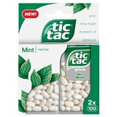 Tic Tac mint duo pack mint voorkant