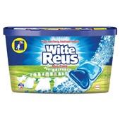 Witte Reus wascapsules duo caps voorkant