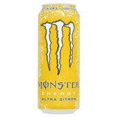 Monster Ultra citroen voorkant