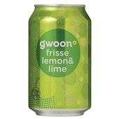 Gwoon lemon-lime voorkant