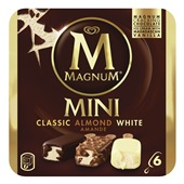 Ola Magnum mini classic, almond & white mix voorkant