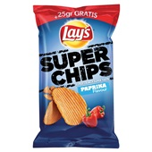 Lay's superchips paprika voorkant
