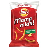 Lay's mama mia's voorkant