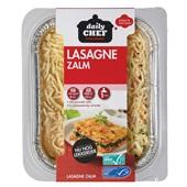 Daily Chef zalm lasagne voorkant