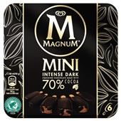 Ola magnum intens dark mini 6 stuks voorkant
