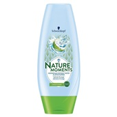 Nature Moments conditioner Indonesian coconut water & lotus flower voorkant