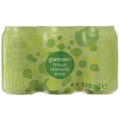 Gwoon lemon lime voorkant