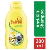 Zwitsal Shampoo anti-klit Woezel & Pip achterkant