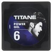 Taft haarstyling power gel titane cube achterkant
