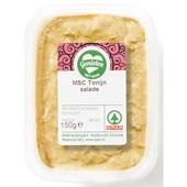 Spar salade tonijn voorkant