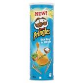 Pringles chips sea salt & herbs voorkant