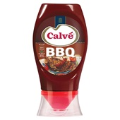 Calvé BBQ saus  voorkant