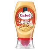 Calvé samourai saus voorkant
