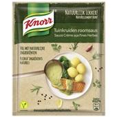 Knorr natuurlijk lekker tuinkruiden roomsaus voorkant