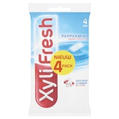 Xylifresh kauwgom peppermint  voorkant