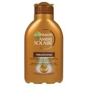 Ambre Solaire zonnebrand natural bronzer milk voorkant