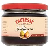 Frutesse fruitstroop stoofperen voorkant