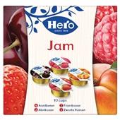 Hero jam cupjes 10-pack voorkant