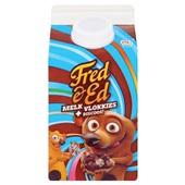 Fred & Ed melkhagelslag met discoos voorkant