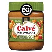 Calvé pindakaas biologisch voorkant
