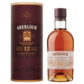 Aberlour 12 years voorkant