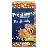 Peijnenburg gesneden ontbijtkoek parel kandij voorkant