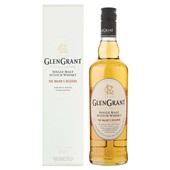 Glen Grant single malt Schotch whisky voorkant