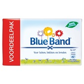 Blue Band margarine voorkant