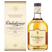 Dalwhinnie Scotch whiksy 15 years voorkant