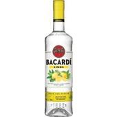 Bacardi rum limon voorkant