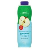 Gwoon vruchtensiroop appel voorkant