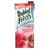 DubbelFrisss light framboos cranberry voorkant