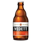 Vedett extra blond voorkant