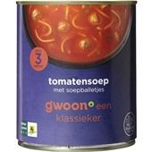 Gwoon tomatensoep voorkant