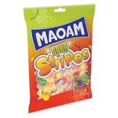 Maoam sour stripes voorkant
