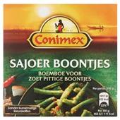 Conimex Boemboes Sajoer Boontjes voorkant