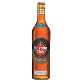 Havana Club especial rum voorkant