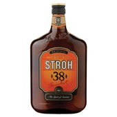 Stroh 80 rum voorkant