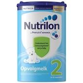 Nutrilon flesvoeding opvolgmelk nr. 2 voorkant