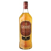Grant's blen­ded Scotch whis­ky voorkant