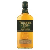 Tullamore Irish whisky voorkant