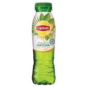 Lipton ice tea matcha gember citroengrass voorkant