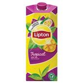 Lipton ice tea tropical voorkant