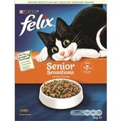 Felix kattenbrokken senior sensations voorkant