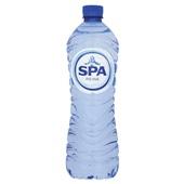 Spa Reine Mineraalwater Fles 1 Liter voorkant