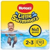 Huggies zwemluier maat 2-3 voorkant