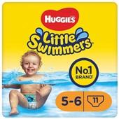 Huggies zwemluier maat 5-6 voorkant