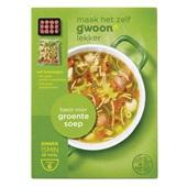 Gwoon groentesoep mix voorkant