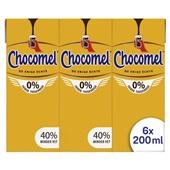 Chocomel mini 0% suiker voorkant